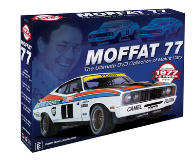 Moffat 77 - The Ultimate DVD Collection of Moffat Cars