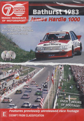 Magic Moment Of Motorsport - Bathurst 1983 DVD (9340601001794)