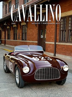 Cavallino The Journal Of Ferrari History Number 220 August / September 2017