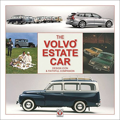 The Volvo Estate Car - Design Icon & Faithful Companion