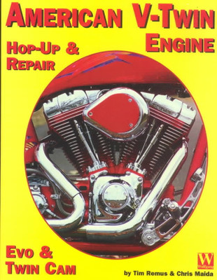American V-Twin Engine - Hop-Up & Repair (9781929133048)