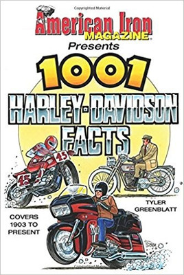 1001 Harley-Davidson Facts