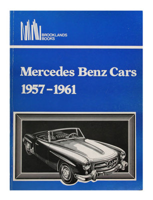 Mercedes-Benz Cars 1957-1961 Road Tests ( B004H3KD7Q)