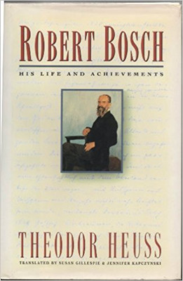 Robert Bosch - His Life And Achievements