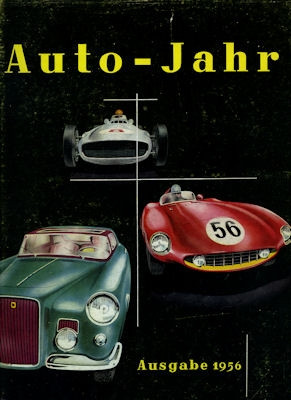 Auto - Jahr  1955-1956 (German Text)
