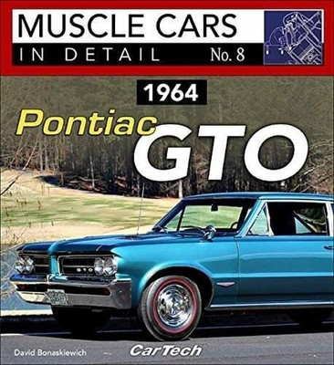 1964 Pontiac GTO  Muscle Cars In Detail No 8