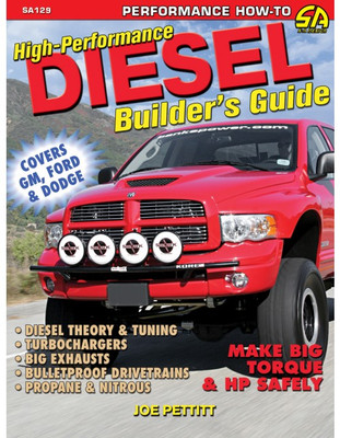 igh-Performance Diesel Builder's Guide (Covers GM, Ford & Dodge) (9781613250624)
