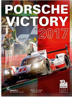 Porsche Victory 2017 (9783928540926)