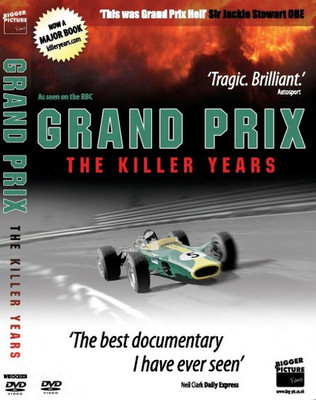 Grand Prix - The Killer Years DVD