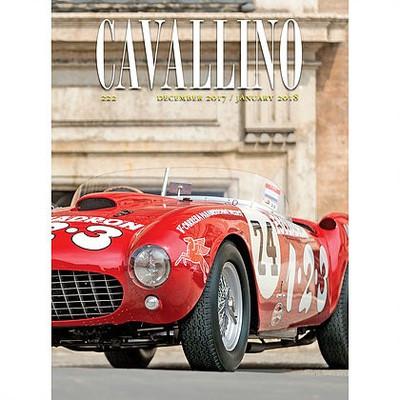 Cavallino The Journal Of Ferrari History Number 222 Dec 2017 / Jan 2018