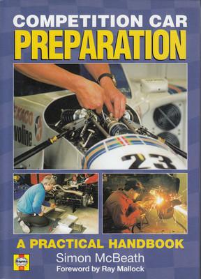 Competition Car Preparation - A Practical Handbook (Simon McBeath)
