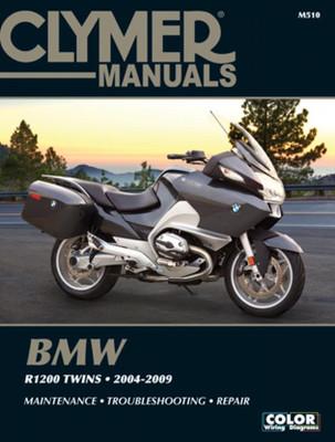BMW R1200 Twins 2004 - 2009 Clymer Workshop Manual