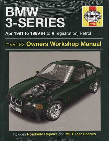bmw 3 series e36 1991 1999 petrol workshop manual. Black Bedroom Furniture Sets. Home Design Ideas