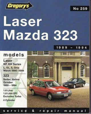 Ford Laser & Mazda 323 1989 - 1994 Workshop Manual