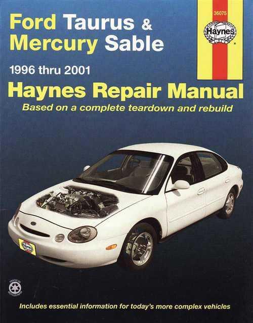 ford festiva 1996 workshop manual