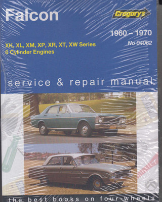 Ford Falcon 1960 - 1970 Workshop Manual