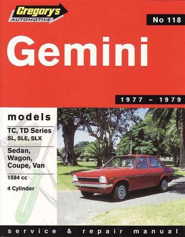 Gemini tc td series 1977 1979 workshop manual holden gemini tc td series 1977 1979 workshop manual sciox Gallery