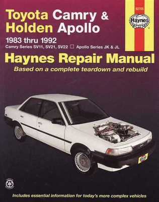 toyota camry sdv10 holden apollo jm jp 1993 1997 workshop manual. Black Bedroom Furniture Sets. Home Design Ideas