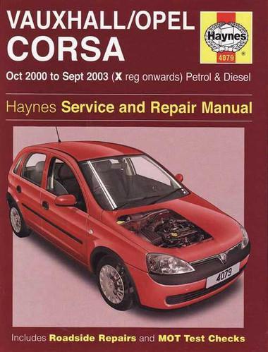2006 holden barina workshop manual