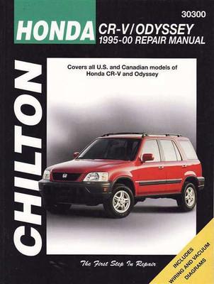 Honda CR-V, Odyssey 1995 - 2000 Workshop Manual