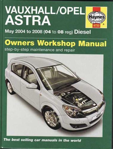 Holden workshop manuals holden vauxhallopel astra ah 2004 2008 diesel workshop manual sciox Gallery