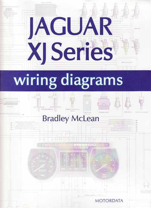 Jaguar Xj Series Wiring Diagrams