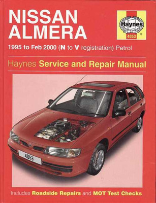 nissan almera workshop manual free download