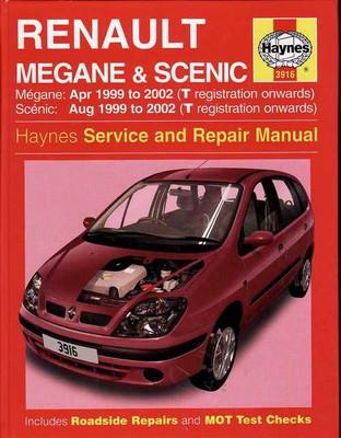 Renault Megane & Scenic 1999 - 2002 Workshop Manual