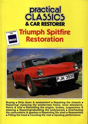 Triumph Spitfire Restoration