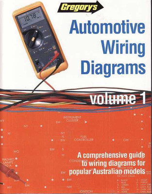 Automotive Wiring Diagrams (Volume 1)