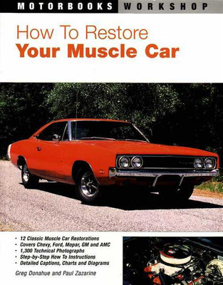 How To Restore Your Muscle Car