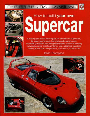 How To Build Your Own Supercar