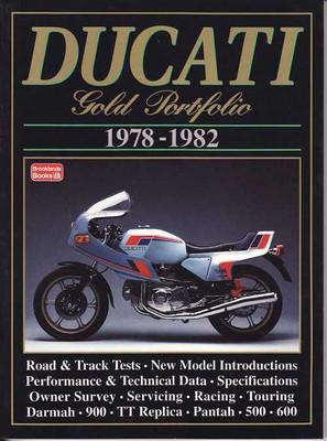 Ducati Gold Portfolio 1978 - 1982