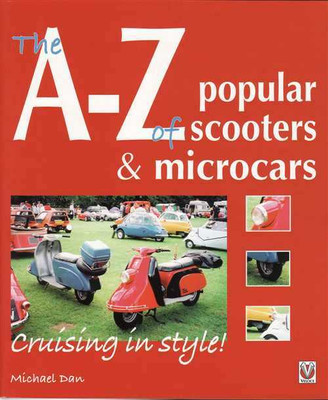 The A - Z of Popular Scooters & Microcars