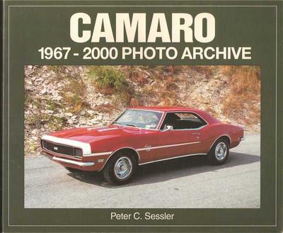 Camaro 1967 - 2000 Photo Archive