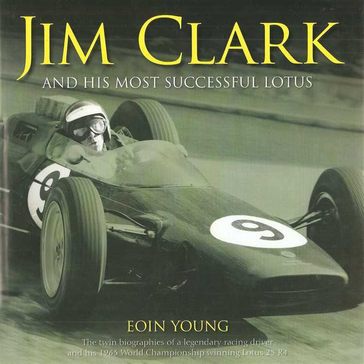Jim Clark by Eoin Young (Hardback, 2004)