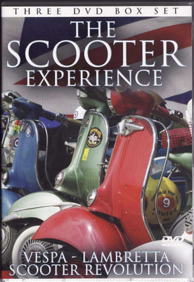 The Scooter Experience (3 DVD Set)