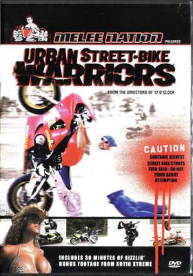 Urban Street Bike Warriors DVD