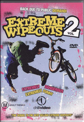 Extreme Wipeouts Vol. 2 DVD