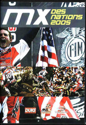 MX Des Nations 2005 DVD