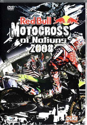 Motocross of Nations 2008 DVD