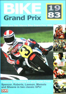 Bike Grand Prix 1983: British And San Marino Bike Grand Prix 1983 DVD
