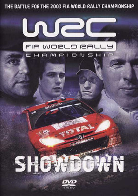 FIA World Rally Championship: Showdown DVD