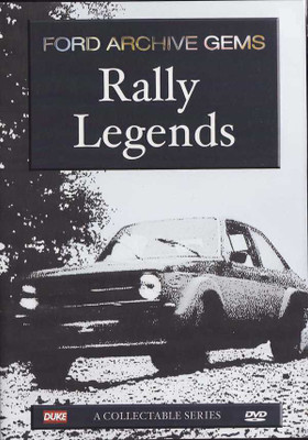Rally Legends DVD
