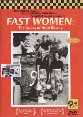 Fast Women: The Ladies of Auto Racing DVD