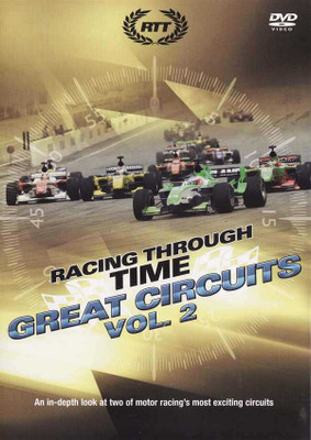 Racing Through Time: Great Circuits Vol.2 DVD