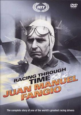 Racing Through Time: Juan Manuel Fangio DVD