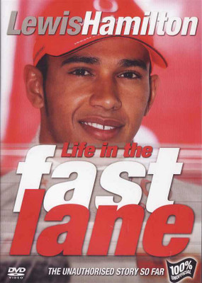 Lewis Hamilton: Life In The Fast Lane DVD