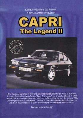 Capri: The Legend II DVD