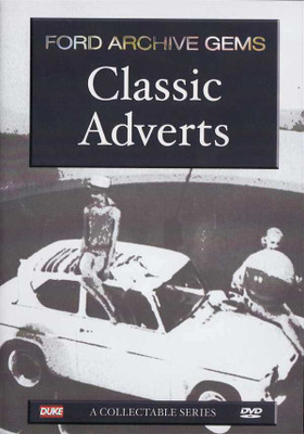 Classic Adverts DVD